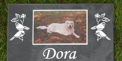 Printed Metal Signs and Memorials with Colour Photographs